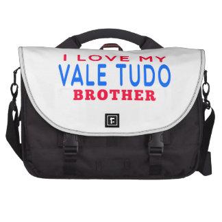 Amo mi valle Tudo Brother Bolsas De Portátil