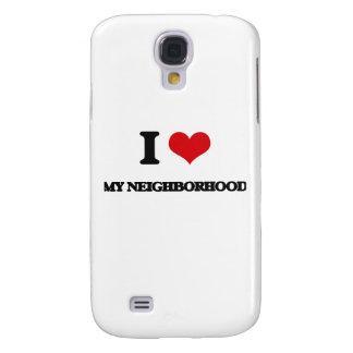 Amo mi vecindad funda para galaxy s4
