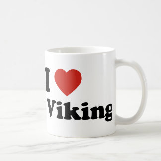 Amo mi Viking Taza Clásica
