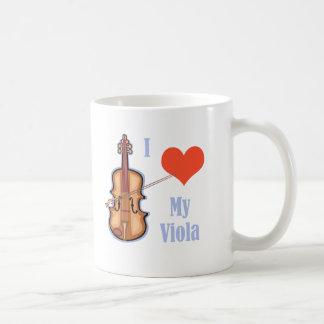 Amo mi viola taza