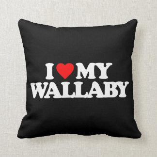AMO MI WALLABY ALMOHADAS