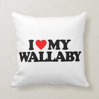 AMO MI WALLABY COJINES