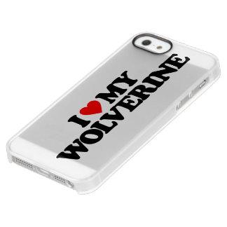 AMO MI WOLVERINE FUNDA PERMAFROST™ DEFLECTOR PARA iPhone 5 DE UNCOM