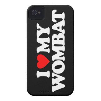 AMO MI WOMBAT iPhone 4 Case-Mate COBERTURA