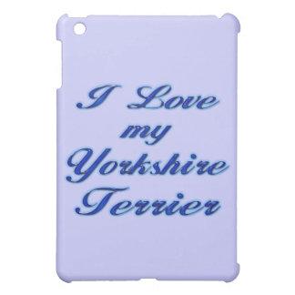 Amo mi Yorkshire Terrier