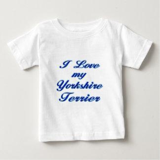 Amo mi Yorkshire Terrier Polera