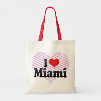 Amo Miami Bolsas
