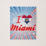 Amo Miami, Missouri Rompecabezas