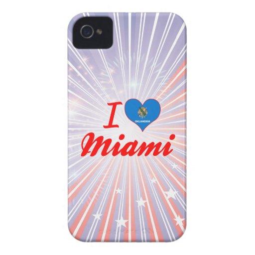 Amo Miami, Oklahoma iPhone 4 Cobertura