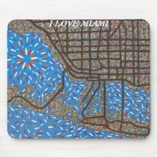 Amo Miami por Metin Tapete De Raton