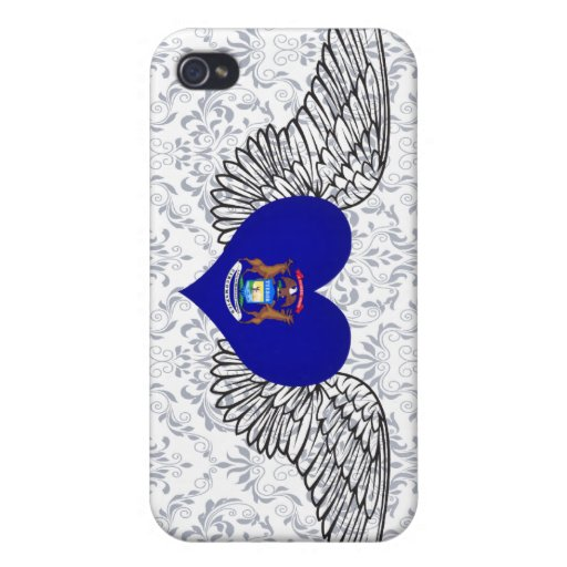 Amo Michigan - alas iPhone 4 Cobertura