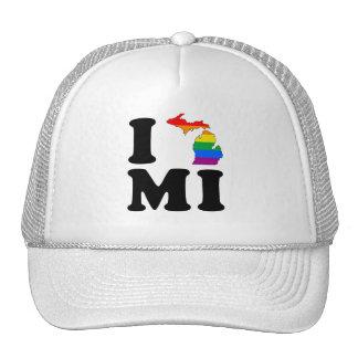 AMO MICHIGAN GAY GORRAS