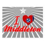 Amo Middleton, Tennessee Postales