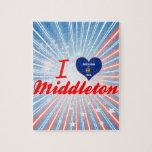 Amo Middleton, Wisconsin Rompecabezas