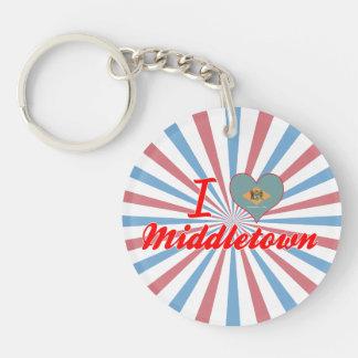 Amo Middletown Delaware Llavero
