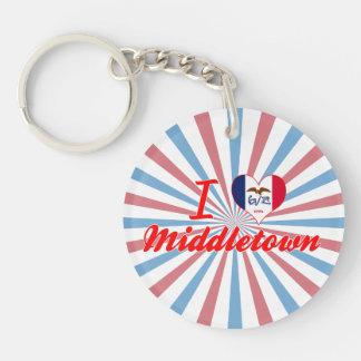 Amo Middletown Iowa Llavero