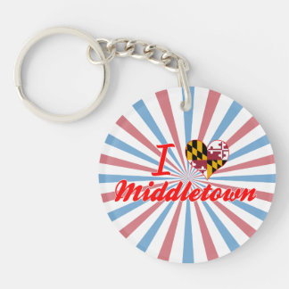 Amo Middletown Maryland Llaveros