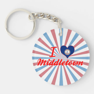 Amo Middletown Virginia Llaveros