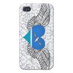 Amo Midway Islands - alas iPhone 4/4S Funda
