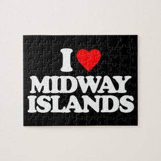AMO MIDWAY ISLANDS ROMPECABEZAS