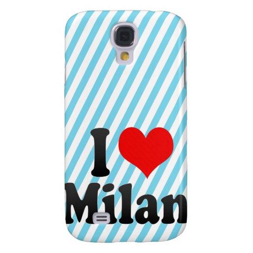 Amo Milano Funda Para Galaxy S4