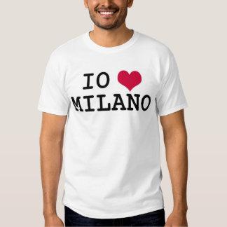 Amo Milano Playeras