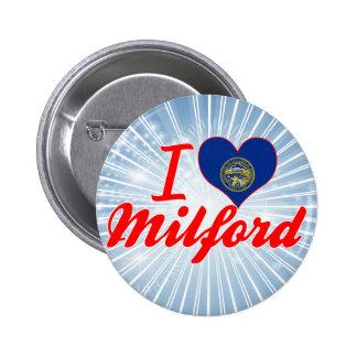 Amo Milford, Nebraska Pins