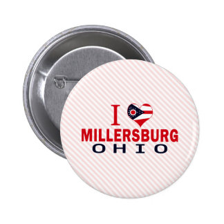 Amo Millersburg, Ohio Pin