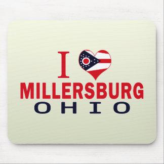 Amo Millersburg, Ohio Tapetes De Ratón