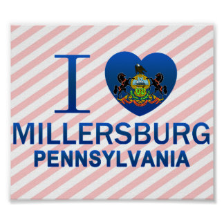 Amo Millersburg, PA Posters