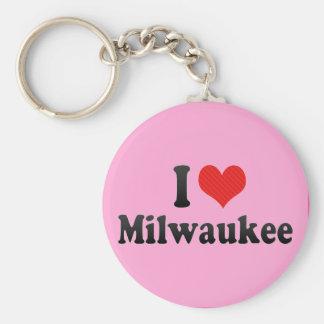 Amo Milwaukee Llavero Redondo Tipo Pin