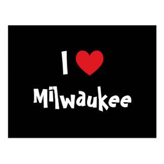 Amo Milwaukee Postales