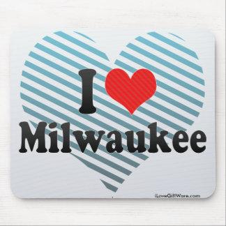 Amo Milwaukee Tapete De Raton