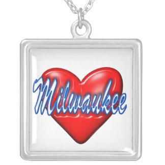 Amo Milwaukee Wisconsin Colgante