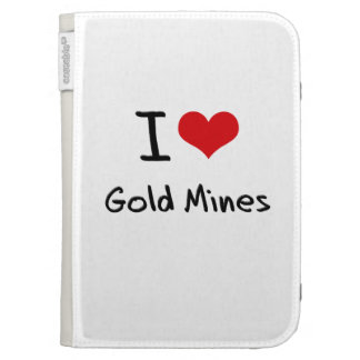 Amo minas de oro