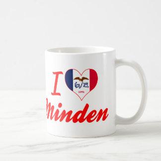 Amo Minden, Iowa Tazas De Café