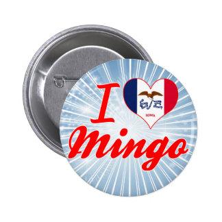 Amo Mingo, Iowa Pins