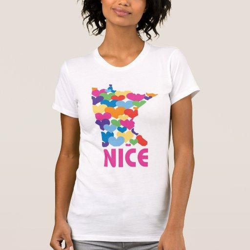 Amo Minnesota Camisetas