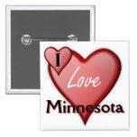 Amo Minnesota Pin