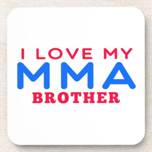 Amo mis artes marciales mezclados Brother Posavaso