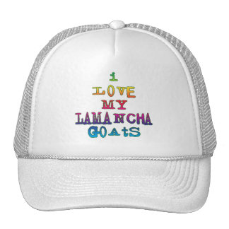 Amo mis cabras de LaMancha Gorro
