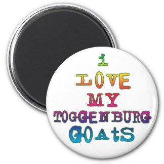 Amo mis cabras de Toggenburg Iman