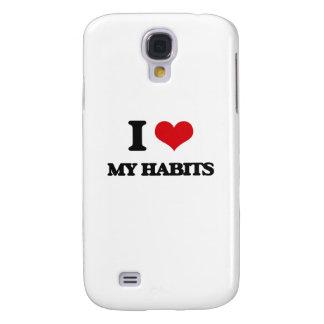 Amo mis hábitos funda para galaxy s4
