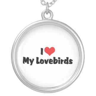 Amo mis Lovebirds Grimpolas