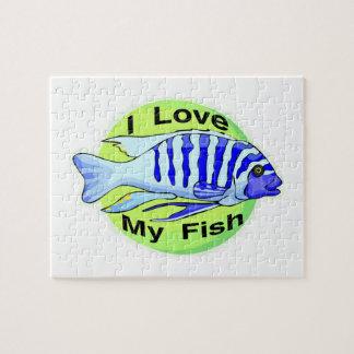 Amo mis pescados puzzles con fotos