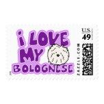 Amo mis sellos boloñeses