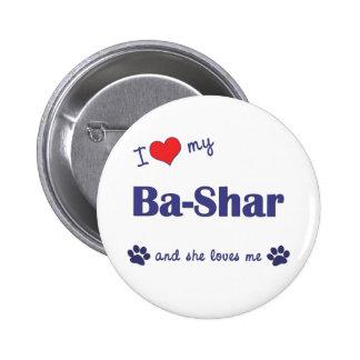 Amo mis Vagos-Shar (el perro femenino) Pin