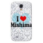 Amo Mishima, Japón