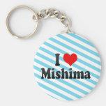 Amo Mishima, Japón Llavero