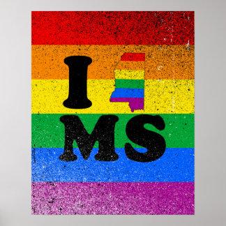 AMO MISSISSIPPI GAY IMPRESIONES